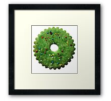Christmas Cookie 5 Framed Print