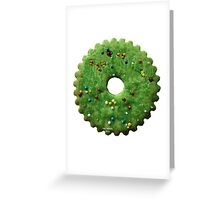Christmas Cookie 5 Greeting Card