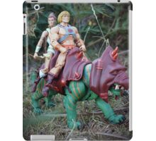 Masters of the Universe Classics - He-Man, Teela & Battle Cat iPad Case/Skin