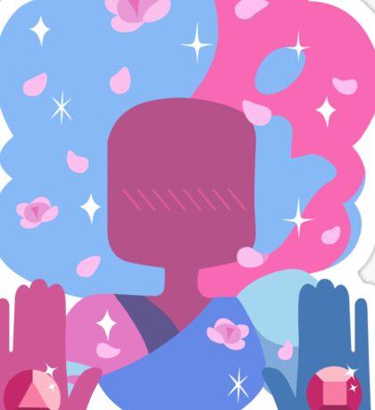 Garnet - Cotton Candy Pastel Sticker