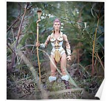 Masters of the Universe Classics - Teela Poster