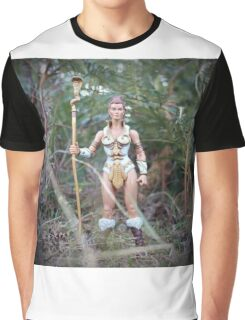 Masters of the Universe Classics - Teela Graphic T-Shirt