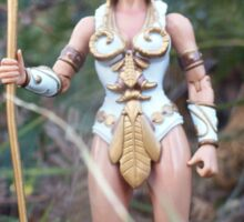 Masters of the Universe Classics - Teela Sticker