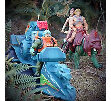 Masters of the Universe Classics - Eternian Heroes II Photographic Print