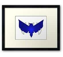 The Nightwing Framed Print