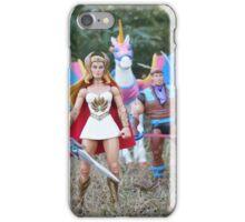 Masters of the Universe Classics - She-Ra, Sea Hawk & Swift Wind iPhone Case/Skin
