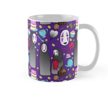 Tea Party No-Face Mug