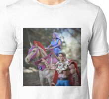 Masters of the Universe Classics - Bow, Arrow & Glimmer Unisex T-Shirt