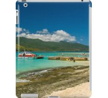Boarding The Tender iPad Case/Skin
