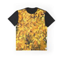 Autumn Leaves 4 Graphic T-Shirt