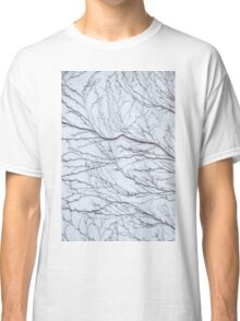 Abstract vines on the wall Classic T-Shirt