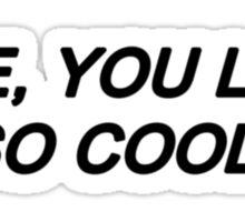 Babe. Sticker