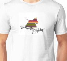Would You Like A Jellybaby? Unisex T-Shirt