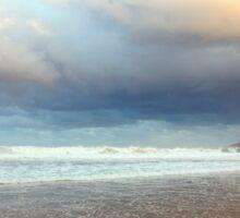 Sunset over Mollymook Beach NSW Australia Sticker