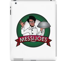 Messijoes IT crowd iPad Case/Skin