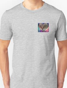 Funny Galaxy Cat  Unisex T-Shirt