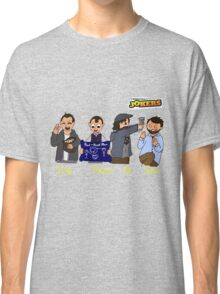 Cartoon Impractical Jokers Classic T-Shirt