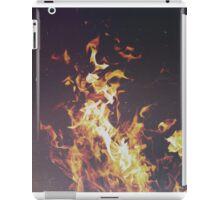 Fire Fire iPad Case/Skin