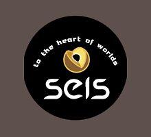 SEIS Logo for Dark Colors Unisex T-Shirt