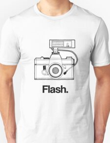Camera Flash T-Shirt
