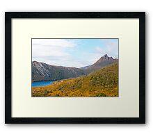 Cradle Mountain Tasmania Australia Framed Print