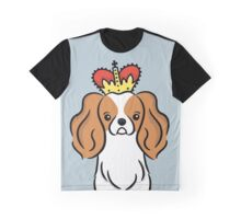 Cavalier King Charles Spaniel Puppy Dog  Graphic T-Shirt