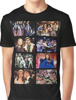 That '70s Show Character Photos Graphic T-Shirt