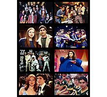 That '70s Show Character Photos Photographic Print
