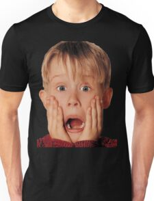Macauly Culkin From Home Alone Unisex T-Shirt