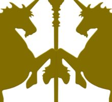 Knight Fellowship Sticker