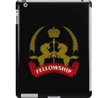 Knight Fellowship iPad Case/Skin