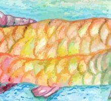 Fish I Sticker