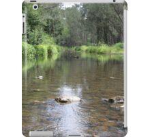 Tallebudgera Creek in the Summertime iPad Case/Skin