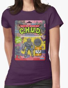 ACTION CHUD Womens Fitted T-Shirt
