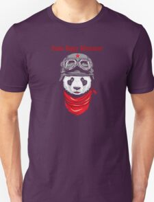Panda Happy Adventurer T-Shirt