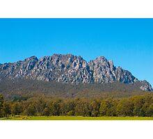 Mount Roland Tasmania Australia Photographic Print