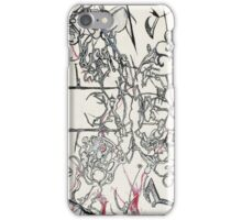ascent of christ  iPhone Case/Skin