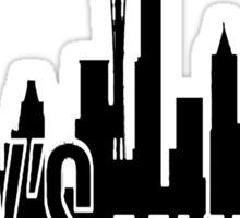Seattle Skylines Sticker