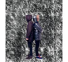 Dan & Phil | Stone Photographic Print