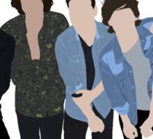 One Direction Four Album Cover Sticker Sticker