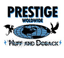 Prestige Worldwide- step brothers by American Artist