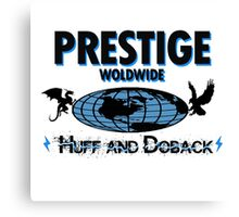Prestige Worldwide- step brothers Canvas Print