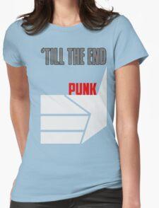 Steve Rogers Matching Shirt  Womens Fitted T-Shirt