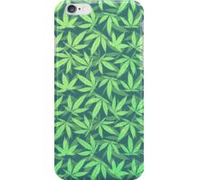 Cannabis / Hemp / 420 / Marijuana  - Pattern iPhone Case/Skin