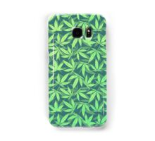 Cannabis / Hemp / 420 / Marijuana  - Pattern Samsung Galaxy Case/Skin
