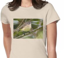 Yellow-rumped Thornbill  ~ Mellow Yellow Womens Fitted T-Shirt