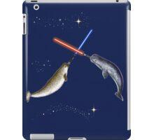 Jedi Narwhal  iPad Case/Skin