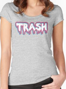 High Class Trash Women's Fitted Scoop T-Shirt