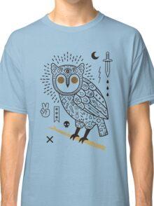 Hypno Owl Classic T-Shirt