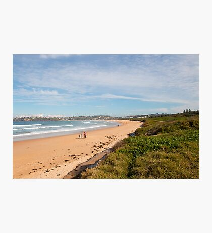 Long Reef Beach Sydney Australia Photographic Print